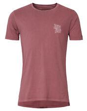 ZANEROBE Flintlock Logo Shirt mit Crew Neck MAUVE GR. L * 60507 NEU