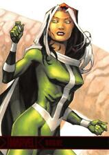 ROGUE / Marvel Greatest Heroes (2012) BASE Trading Card #62