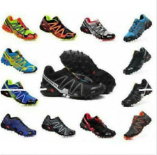 Salomon Men's Speedcross 3 Trail Running Shoes Trainers Sport Hiking Athletic S3