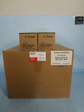 2 BLACK Toner Konica Minolta Bizhub 363 423 A202030 TN414 TN-414 BH 363 423
