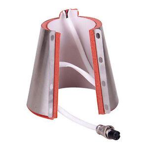 Mug Wrap Cup Wrap for 12OZ Cone Mugs Sublimation Heat Transfer Press Print 220V