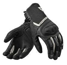 GUANTI MOTO GLOVES REV'IT STRIKER 2 NERO BIANCO BLACK  SUMMER TOURING TG XXL