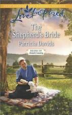 2014 The Shepherd's Bride Amish Christian Fiction Romance Patricia Davids