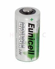 10 pcs CR123A 123A DL123A CR17345 Bulk 3V Lithium Battery