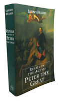 Dr. Lindsey Hughes, Lindsey Hughes RUSSIA IN THE AGE OF PETER THE GREAT  1st Edi