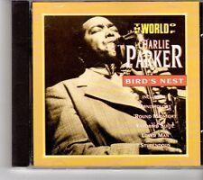 (FH429) The World Of Charlie Parker, Bird's Nest - 1992 CD