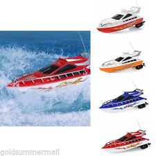 C101A Remote Control RC Boat Model Ship Sailing Plastic Child Kid Electric Toy