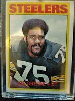 1972 Topps Joe Greene #230 Pittsburgh Steelers Football Card