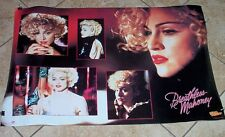 MADONNA BREATHLESS MAHONEY COLLAGE DICK TRACY MOVIE POSTER ORIGINAL PACKAGE RARE