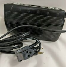 Singer Sewing Machine Foot Pedal Power Cord 103435-001 3 Prong