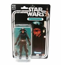 Hasbro  STAR WARS Black series 40 ANIVERSARIO Death squad commander anniversary
