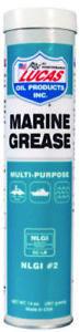 Lucas Multi Purpose Boat Marine Trailer Grease 14oz Bearings Moving Parts O/B