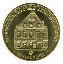 LÖBAU - Hopfenblüte - GEDENKSTÄTTE der Arbeiterklasse - ANSEHEN (9623/122N)