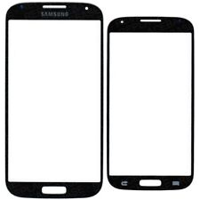 Front Screen Glass Replacement for Samsung Galaxy S4 BLUE - #183442