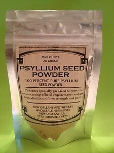 Psyllium Poudre de Graines 29.6ml