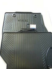 NEW Genuine Ford Focus 2005-2011 MK2 Tailored Rubber Floor Mats Front+Rear Set