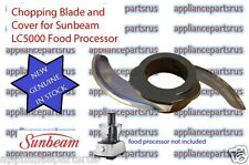 Sunbeam LC5000 LC6000 Food Processor Blade Assembly - LC50009 - NEW - GENUINE
