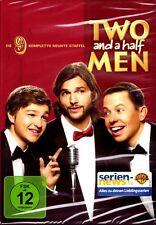 TWO AND A HALF MEN, Staffel 9 (3 DVDs) NEU+OVP