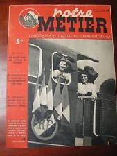 Notre Métier 1947 103 ateliers de BISCHHEIM