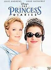 The Princess Diaries (DVD, 2001, Full Frame)