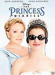 The Princess Diaries (DVD, 2001, Full Frame) DVD Disc Only V5