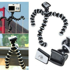 Octopus Flexible Tripod Stand Gorillapod Monopod Holder for GoPro 6 5 4 3 Canon