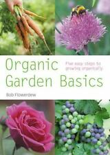 Organic Garden Basics (Pyramid Paperback)