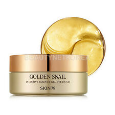 [SKIN79] Golden Snail Intensive Essence Gel Eye Patch 83g (60pcs) / Brightening