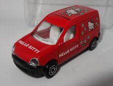 Majorette Kabaya Japon ( From Japan ) Renault Kangoo Hello Kitty 1/57 N°288 RARE