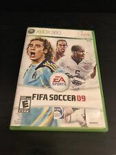 XBOX 360 FIFA Soccer 09 (Complete)
