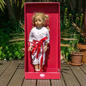 "Gotz Puppenmanufaktur Dolls - 25½"" Mareike - Joke Grobben - Boxed Ltd Edition!"