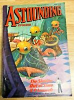 Astounding Stories Pulp Magazine June 1936 HP Lovecraft - The Shadow Out of Time