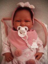 Reborn Antonio Juan  Rebornbaby Babypuppe Rebornpuppe Puppe Sammlerpuppe