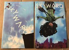 Skyward #1 & 1 HTF 2nd print Jock variant (low prt run) Optioned by Sony / Image
