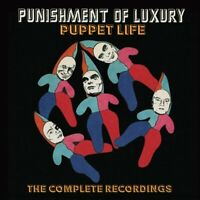 PUNISHMENT OF LUXURY-PUPPET LIFE-THE COMPLETE RECORDINGS (5CD BOXSET) 5 CD NEU