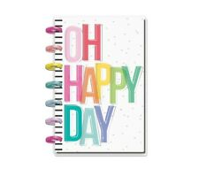 "The Happy Planner - Mini Undated 12 Month Planner ""Oh Happy Day"" (M&MBI)"