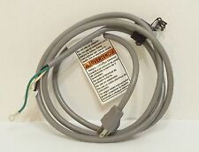 Whirlpool Duet Washer : Electrical Power Supply Cord (Part# 8183009) {P519}