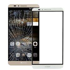VETRO DI RICAMBIO PER   Huawei Ascend Mate 7 bianco SENZA BIADESIVO
