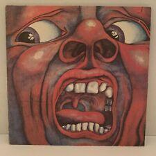 King Crimson - In The Court Of The Crimson King Vinyl LP Japanese 3rd Issue