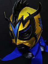U Dragon Wrestling Mask Luchador Costume Wrestler Lucha Libre Mexican Maske