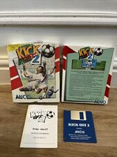 Commodore Amiga Kick Off 2 Big Box - Very Good Condition