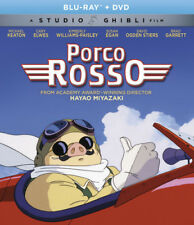 Porco Rosso [New Blu-ray] 2 Pack, Widescreen