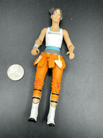 NECA Deluxe Video Game Action Figure: Portal 2 Chell Figure ONLY Loose!