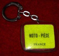 Porte-clés Key chain MOTO PIÈCE FRANCE CHÂTEAU DE LA LOIRE ....