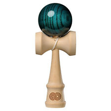 Kendama USA Kaizen Beech Wood Kendama - Translucent – Deep Sea Blue