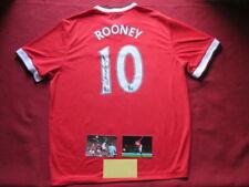 Jerseys Signed Soccer Memorabilia