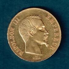 FRANCE        100   FRANCS  OR      NAPOLEON   III     1857  A           RARE