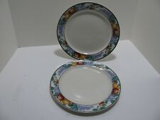 Tienshan Intro Stoneware 'Orchard' Dinner Plates - Set of 2