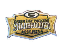 Owner On GREEN BAY PACKERS QUALITY EDITION SHAREHOLDERS PATCH,EASY IRON ON,