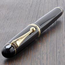 [Soft Fine Medium nib] Pilot NAMIKI Custom 74 Fountain Pen Black #5 14K SFM New